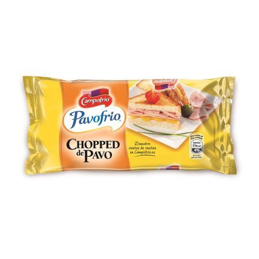 chopped pavo, 380g
