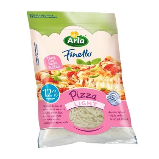 queso finello pizza light, 150g