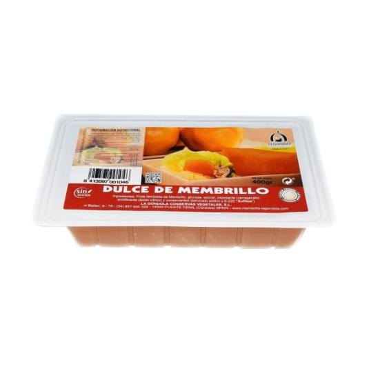 membrillo, 400g