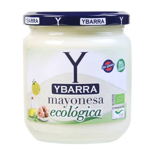 mayonesa ecológica, 300ml