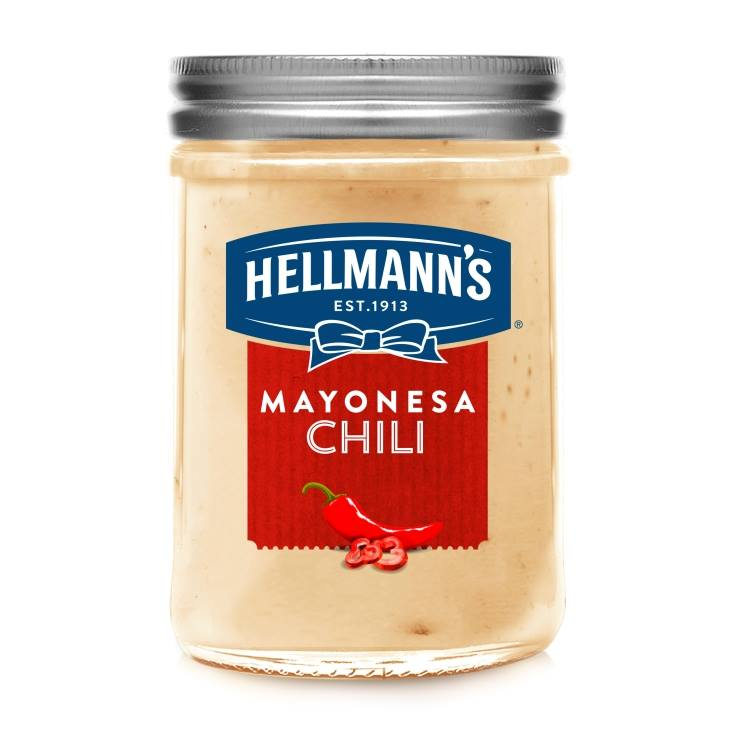 mayonesa chili, 181g
