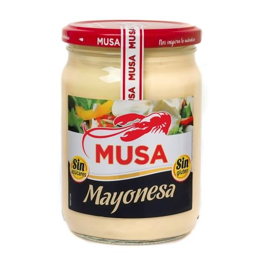 mayonesa cristal, 450ml