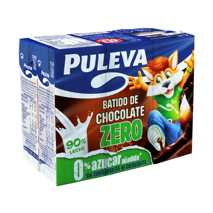 batido chocolate zero, pk-6