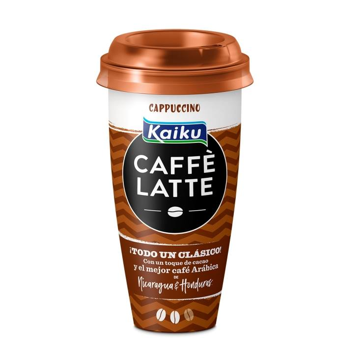 café latte cappuccino, 230ml