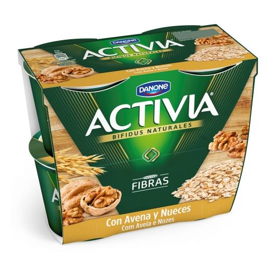 yogur con avena nueces, pk-4