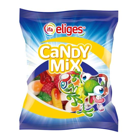 caramelo de goma candy mix brillo, 150g