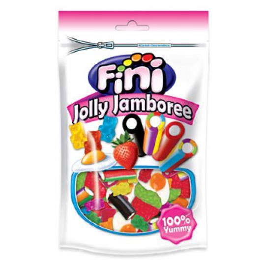 gominolas jolly jamboree, 180g