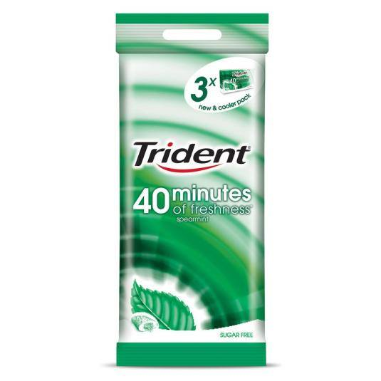chicles hierbabuena 60 minutos, pack-3
