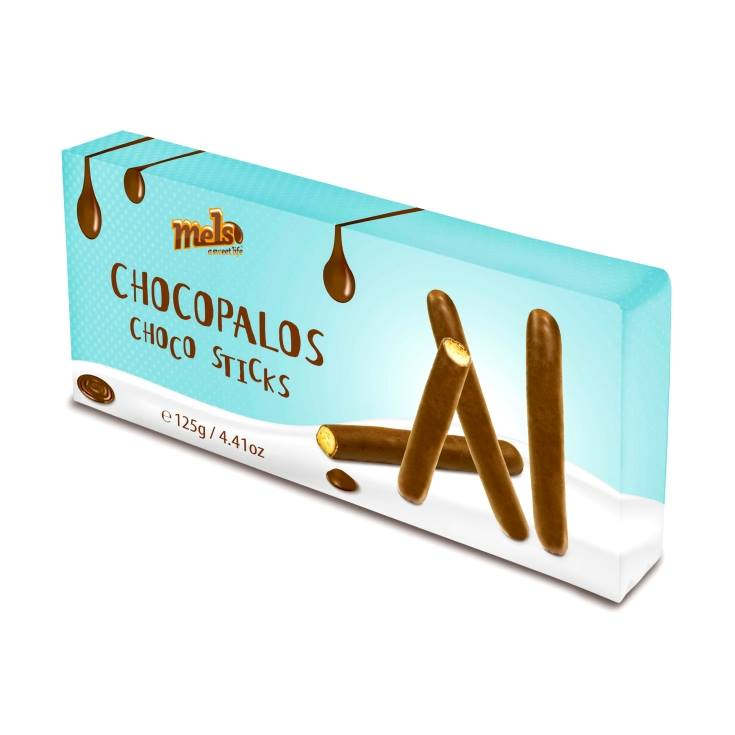 galletas chocopalos, 125g