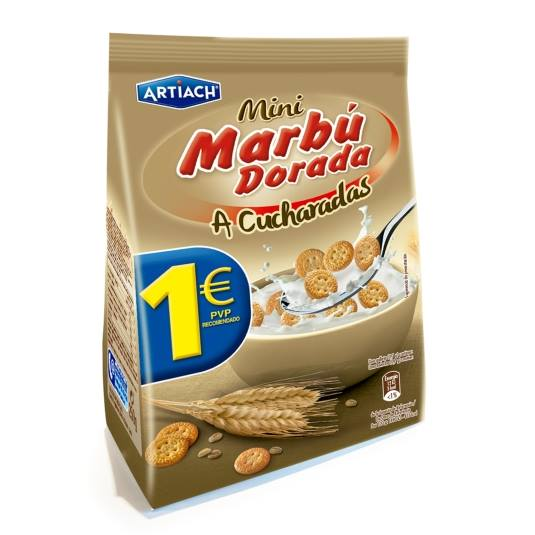 galletas dorada mini, 250g