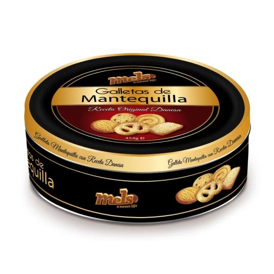 galleta mantequilla, 454g