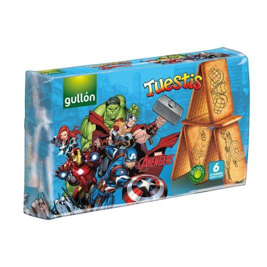 galletas tuestis, 400g