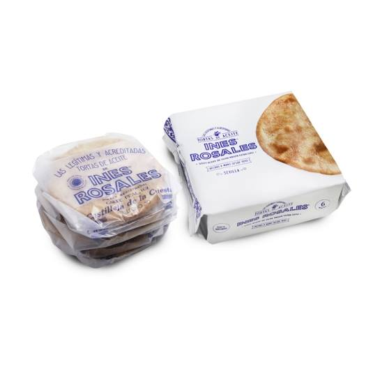 tortas aceite 6ud, 180g