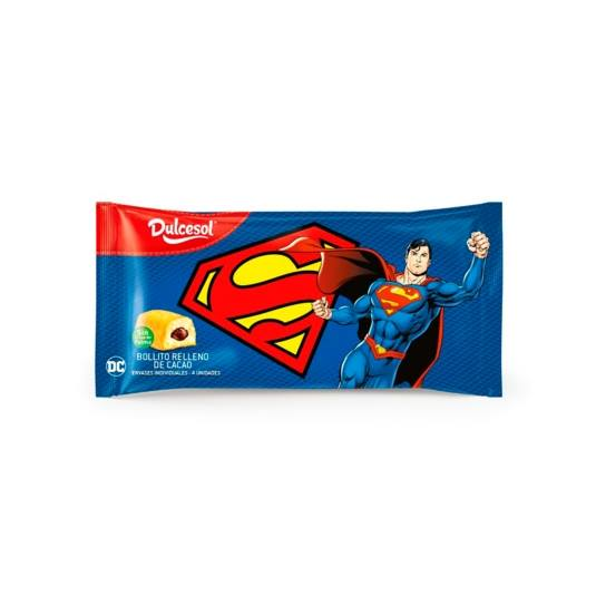 bollitos choco superman, 180g