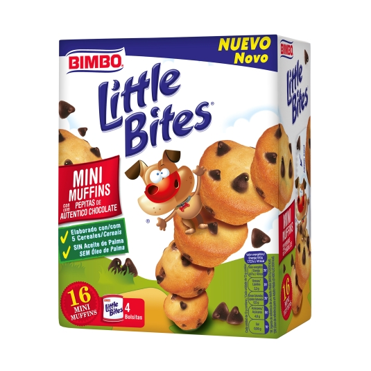mini muffins little bites, pk-4