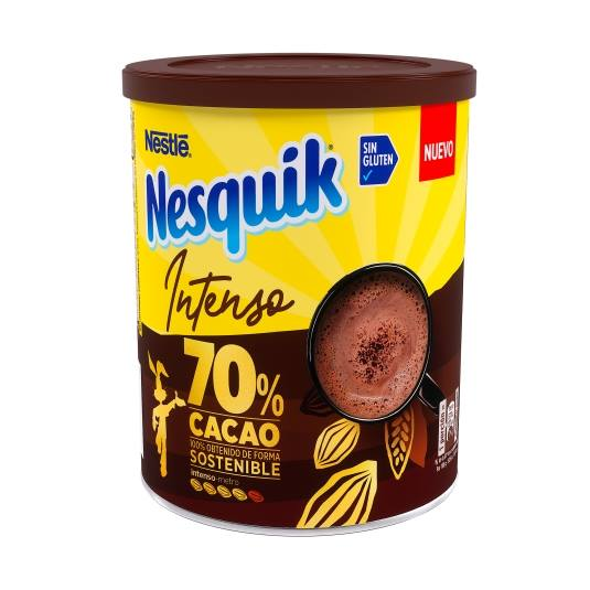cacao soluble intenso 70%, 300g