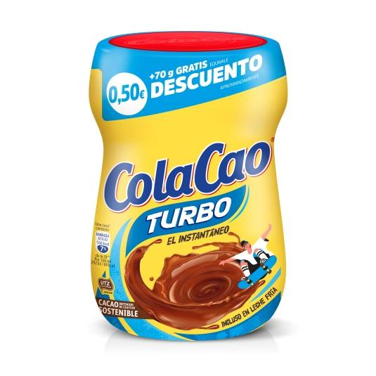 cacao soluble turbo, 375g