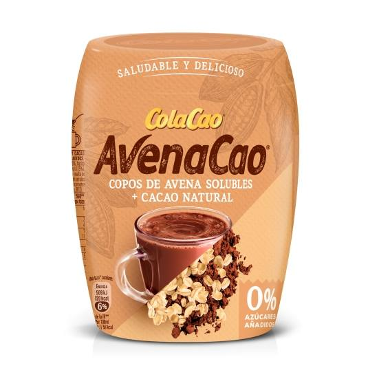 cacao soluble avenacao, 300g