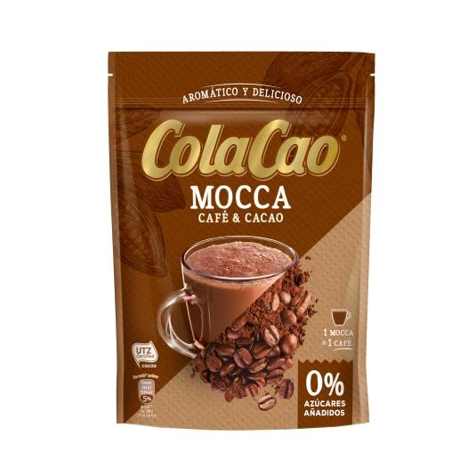 cacao & cafe soluble mocca, 270g