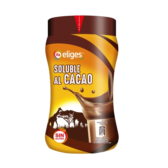 cacao soluble, 900g