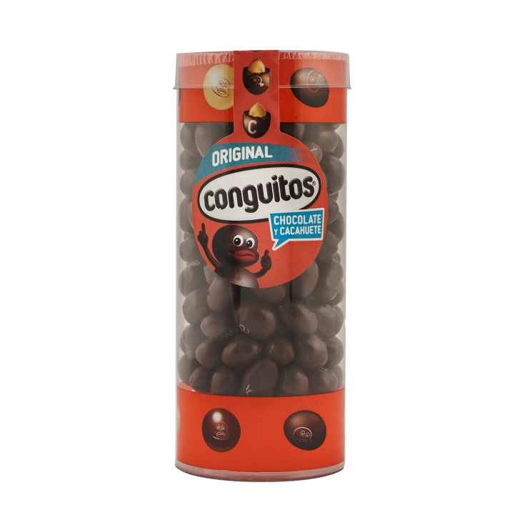 cacahuetes cubierto chocolate bote, 190g