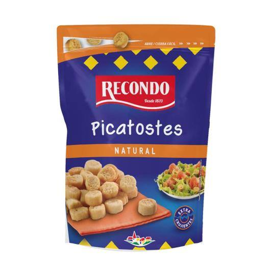 picatostes natural, 80g