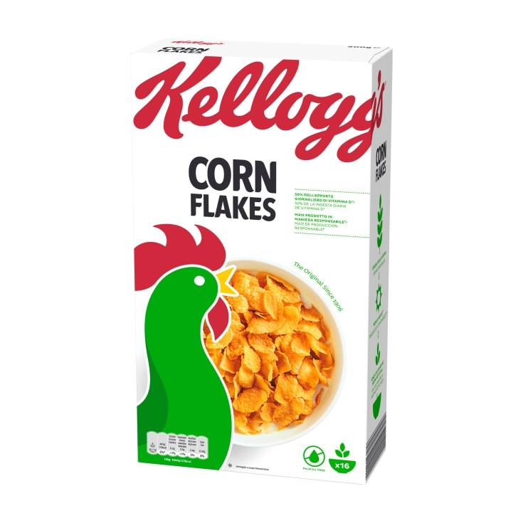 cereales corn flakes, 500g