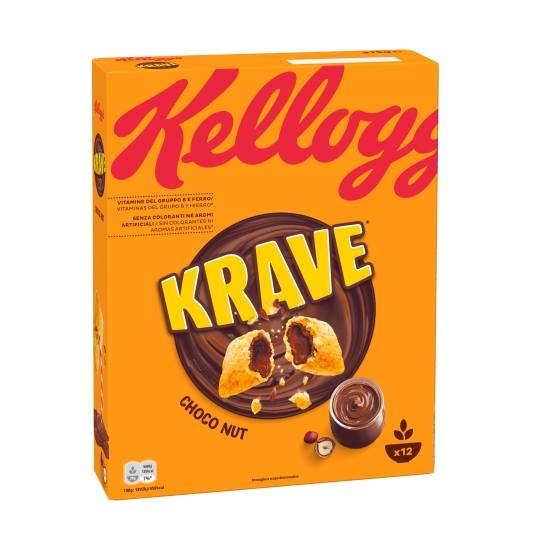 cereales krave choco nut, 375g