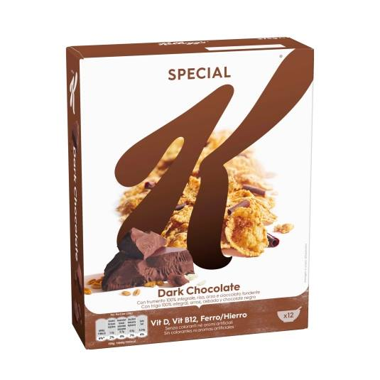 cereales special-k chocolate negro, 375g