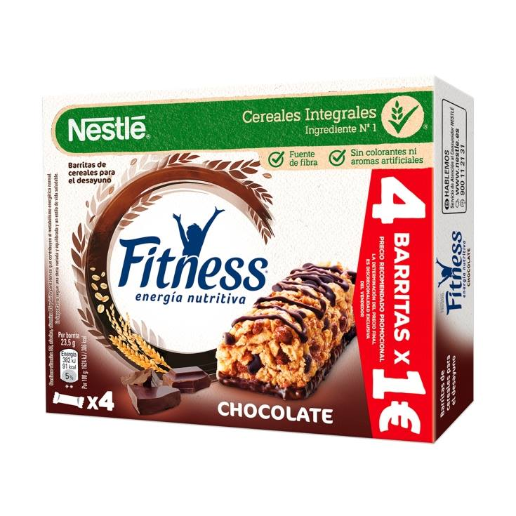 barritas fitness delice chocolate, pk-3