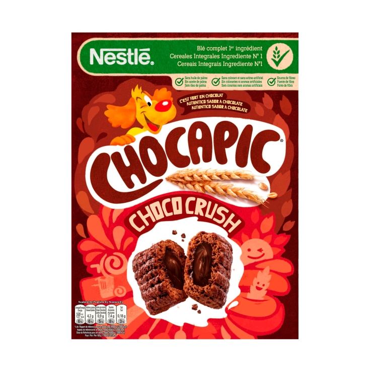 cereales chocapic chococrush, 410g