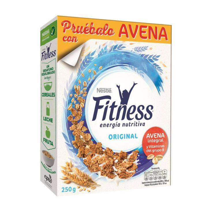 cereales fitness integral, 250g