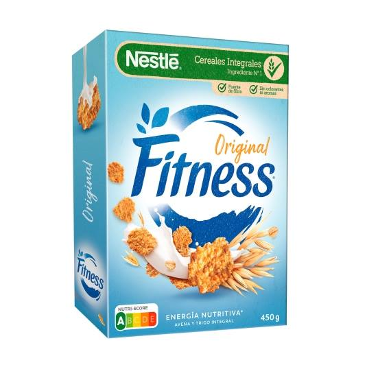 cereales fitnes integral original, 450g