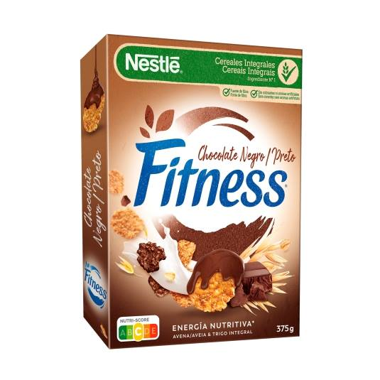 cereales fitness chocolate negro, 375g