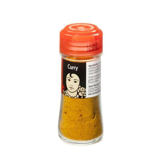curry, 26g