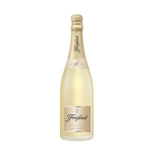 cava semi seco carta nevada, 750ml