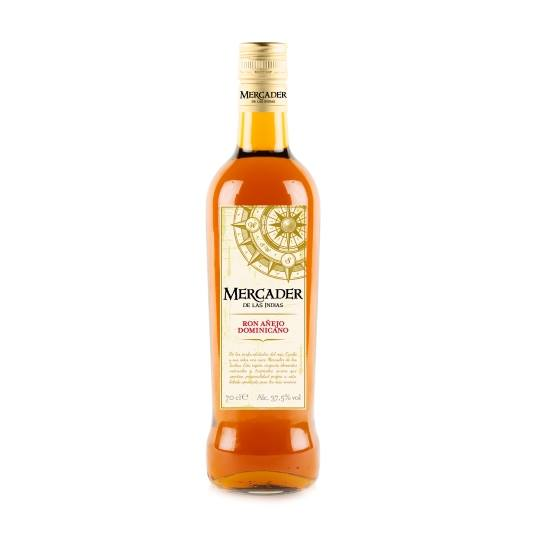 ron añejo dominicano, 700ml