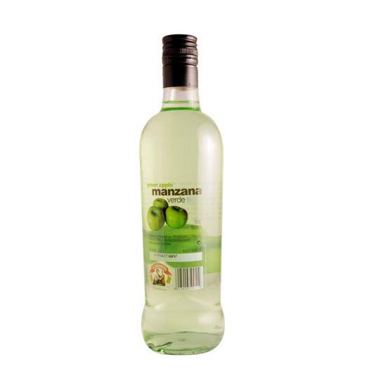 licor manzana, 700ml