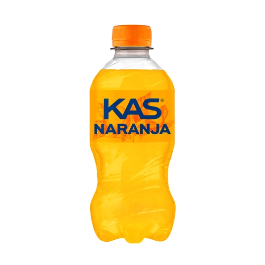 refresco naranja pet, 330ml