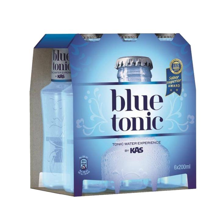 tónica blue 200ml, pk-6
