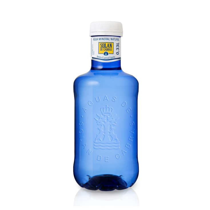agua mineral, 33cl