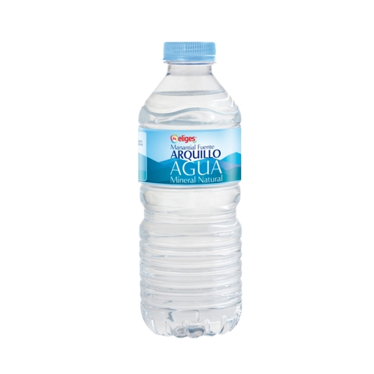 agua mineral, 50cl