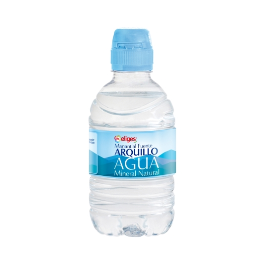 agua mineral sport, 33cl