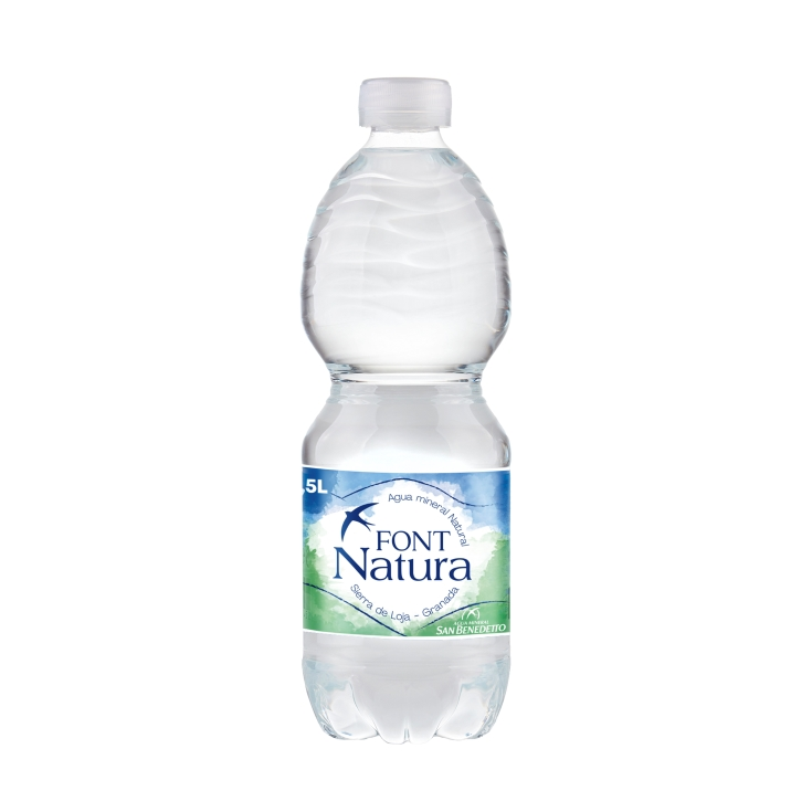 agua mineral, 50 cl