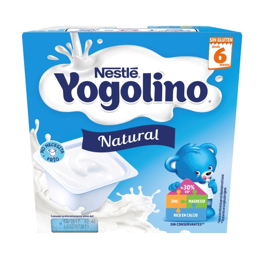 iogolino natural, pk-4