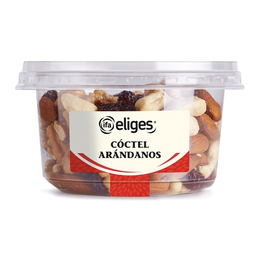 mix arándanos tarrina, 200g