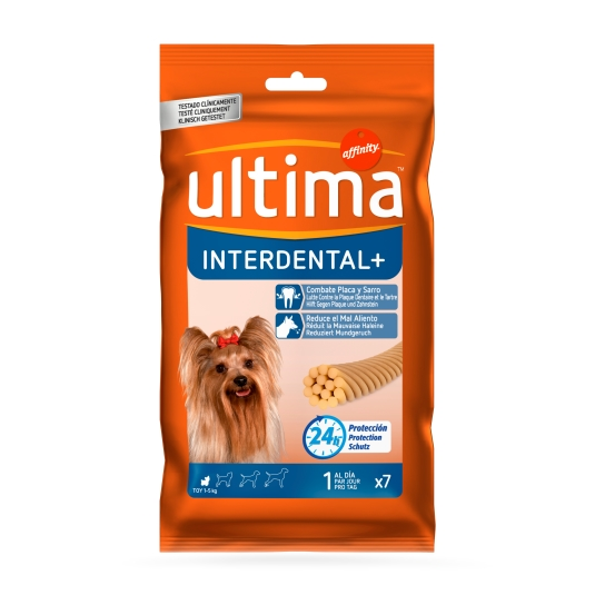 snack perro mini interdental, 70g