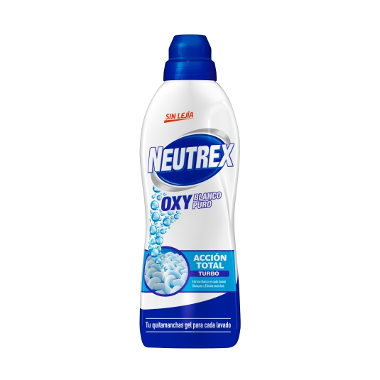 quitamanchas oxy blanco puro, 800ml