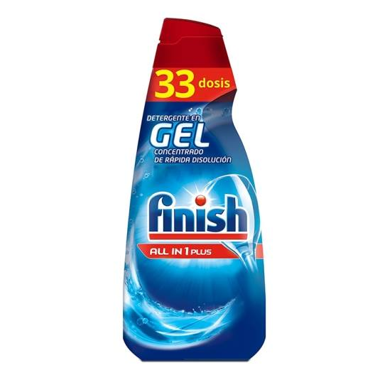 lavavajillas gel 700 ml, 35lav