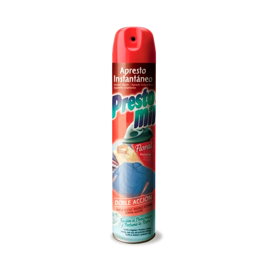 apresto instantáneo floral spray, 650ml